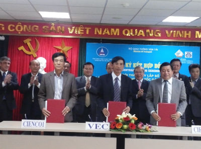 More than VND 2,100 bil  for the construction of Da Nang- Quang Ngai expressway